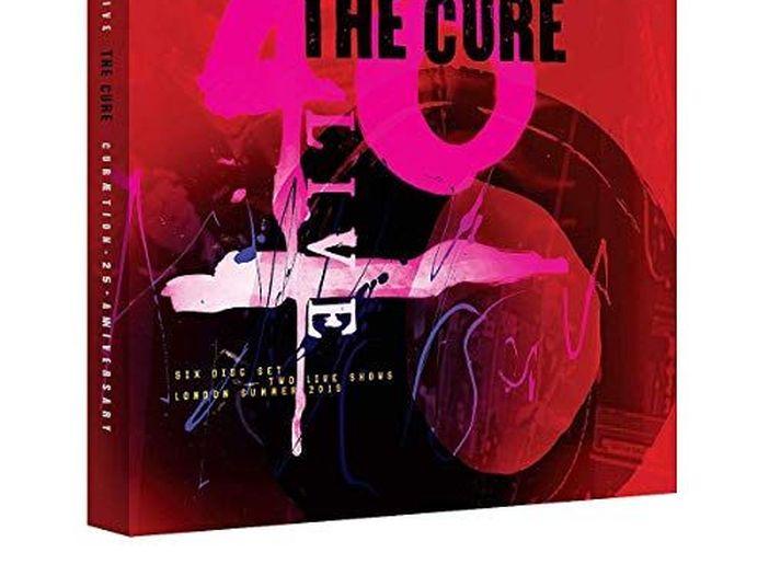 """Cure, tutto su """"40 Live"""": formati, tracklist e info"""