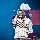 14 giugno 2012 - Stadio Giuseppe Meazza - Milano - Madonna in concerto