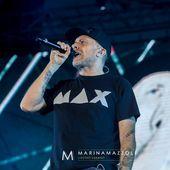 11 luglio 2016 - Arena del Mare - Genova - Max Pezzali in concerto