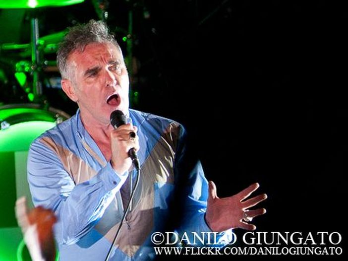 Morrissey risponde al bodyguard: 'Falsità fastidiosa'
