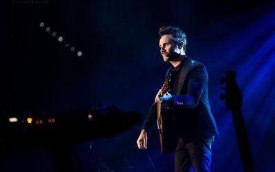 8 novembre 2019 - Auditorium Parco della Musica - Roma - Nek in concerto