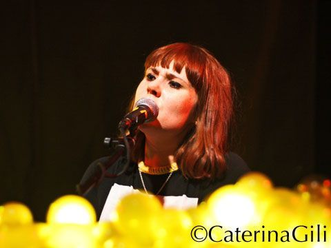 25 Settembre 2010 Tunnel Milano Kate Nash