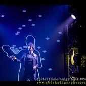 25 febbraio 2016 - ObiHall - Firenze - Max Gazzé in concerto