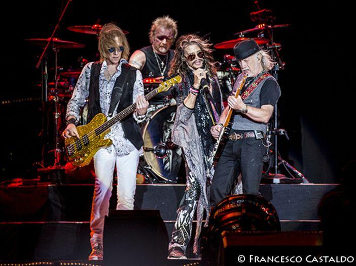 Aerosmith, il nuovo album. Parla Brad Whitford: 'Nessun piano per il futuro'