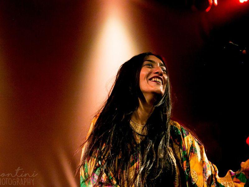 22 febbraio 2017 - Locomotiv Club - Bologna - Hindi Zahra in concerto