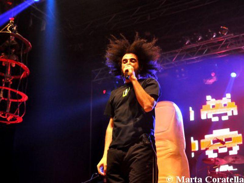 18 Marzo 2011 - TendaStrisce - Roma - Caparezza in concerto