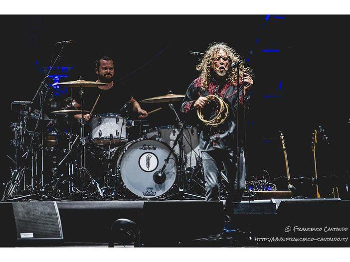 """Robert Plant: esce la nuova """"Bones of saints"""" - ASCOLTA"""