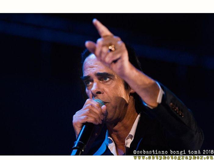 Nick Cave quando PJ Harvey mi lasciò quasi mi cadde la siringa