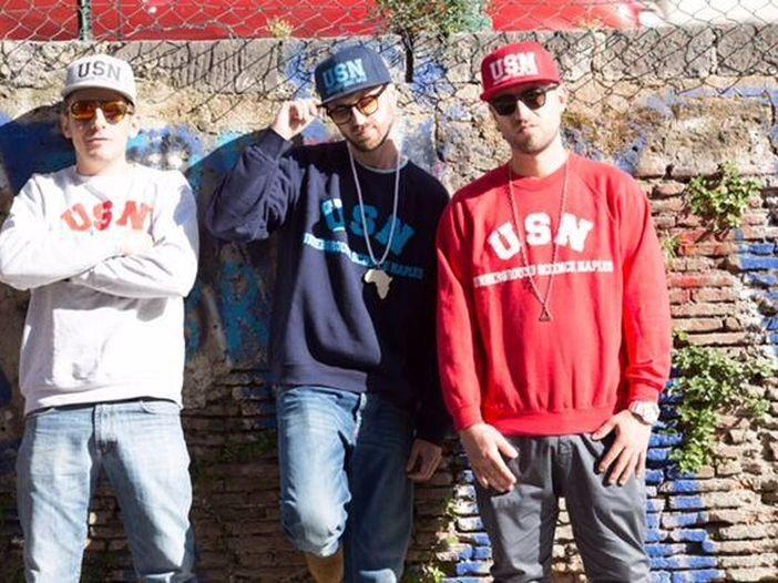 """USN e il loro rap #NoFilter """"L'ombra d''o Vesuvio"""" - VIDEO"""