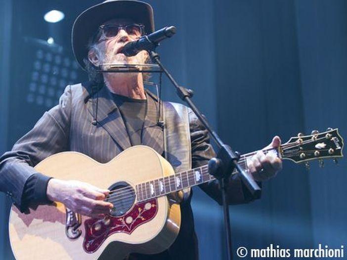 De Gregori canta le canzoni di Dylan: a ottobre il disco