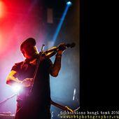 29 ottobre 2016 - The Cage Theatre - Livorno - Giardini di Mirò in concerto