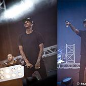 6 luglio 2012 - Heineken Jammin' Festival - Arena Concerti Fiera - Rho (Mi) - Chase & Status in concerto