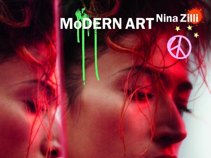Nina Zilli torna a lavorare con Canova per 'Modern art': il nuovo album esce a settembre