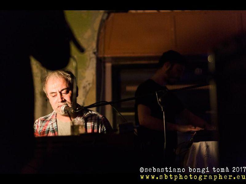 4 maggio 2017 - Frame Live Club - La Spezia - Alessandro Fiori in concerto