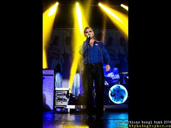 Concerti, Morrissey: aggiunta una nuova data a Roma il 14 ottobre