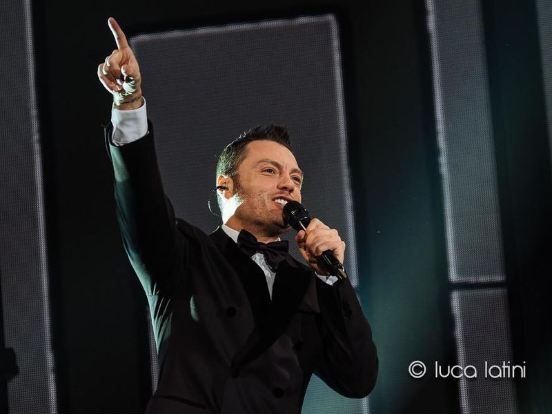 11 dicembre 2015 - Zoppas Arena - Conegliano (Tv) - Tiziano Ferro in concerto