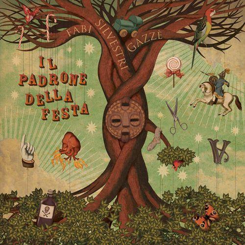 Fabi-Silvestri-Gazzé/IL PADRONE DELLA FESTA