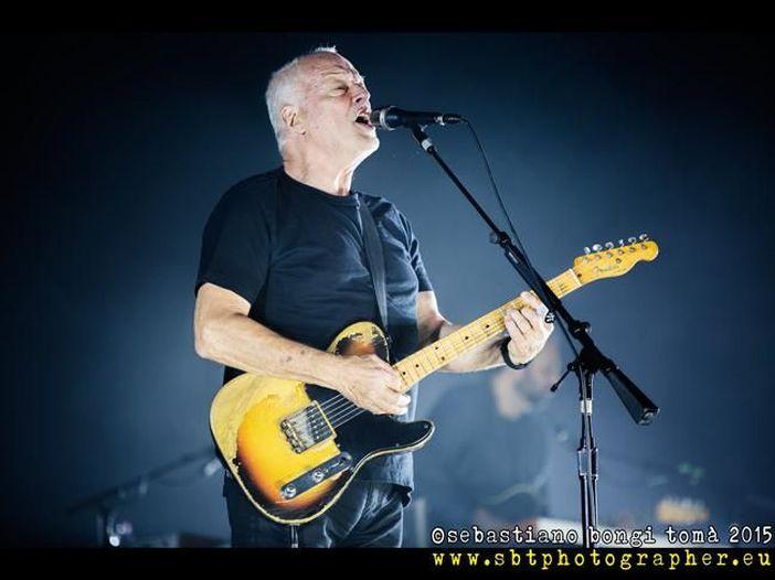 Concerti: David Gilmour a Pompei, i biglietti sono sold out