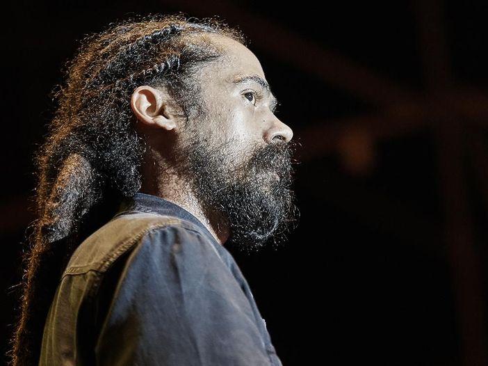 Damian Marley al Postepay Sound Rock in Roma 2017