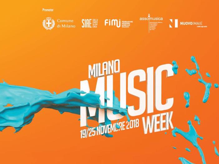 Milano Music Week, gli eventi in programma oggi mercoledì 21 novembre