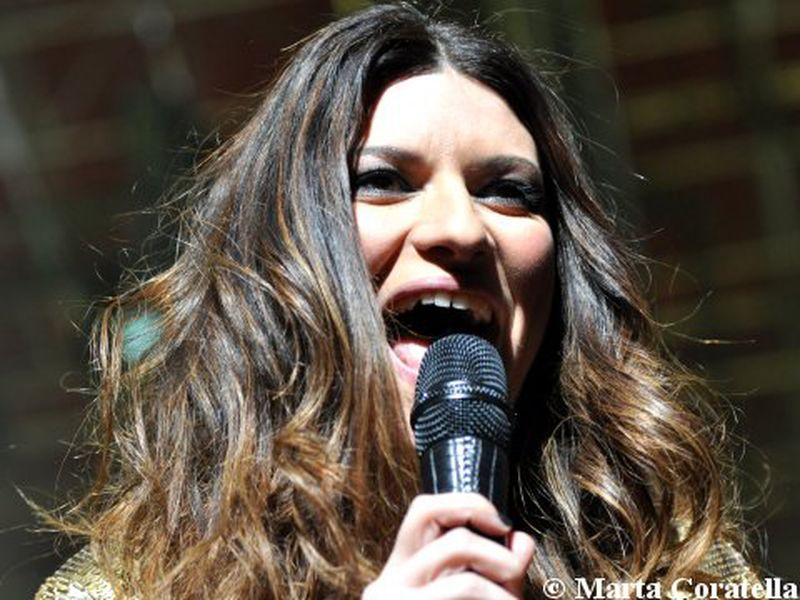 3 gennaio 2012 - PalaLottomatica - Roma - Laura Pausini in concerto