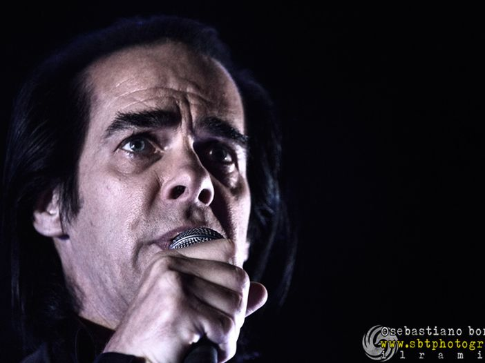 "Nick Cave nei a cinema a settembre con ""One more time with feeling"""