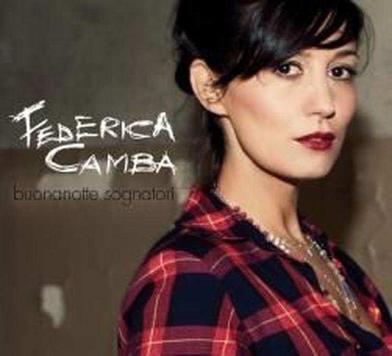 Federica Camba, il ritorno dopo sette anni: 'Ci metto la faccia'