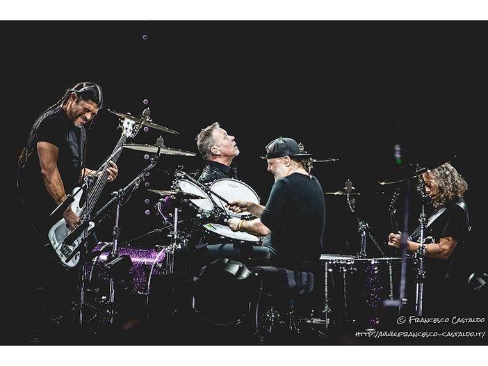 Metallica, per il nuovo disco ci sarà da aspettare