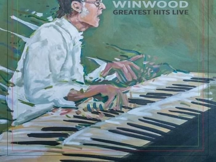 "Steve Winwood, esce ""Winwood: greatest hits live"" - COPERTINA/TRACKLIST"