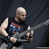 22 Giugno 2011 - Gods of Metal - Arena Concerti Fiera - Rho (Mi) - Cavalera Conspiracy in concerto
