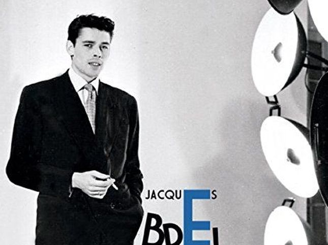 Jacques Brel: Google lo omaggia con un doodle