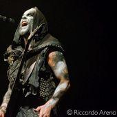 15 aprile 2015 - Atlantico Live - Roma - Behemoth in concerto