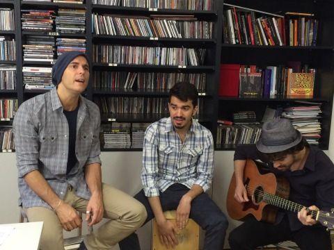 """Live@Rockol: Niccolò Agliardi & The Hills cantano """"Io non ho finito"""" - VIDEO"""
