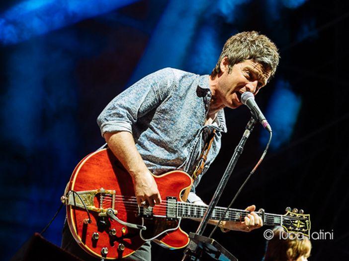 Noel Gallagher, la scaletta del concerto dell'11 aprile 2018 al Fabrique di Milano