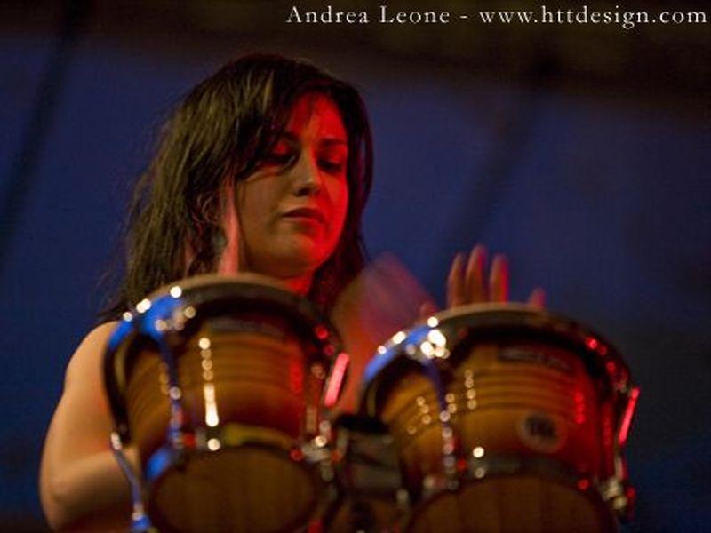 6 Giugno 2009 - Magnolia - Milano - Beatrice Antolini in concerto