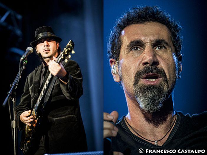 Concerti, System of a Down e Prophets of Rage dal vivo a Firenze in giugno