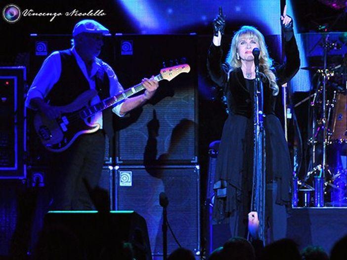 Fleetwood Mac, dal vivo l'inedito 'Sad angel'. Presto un EP di nuovo materiale