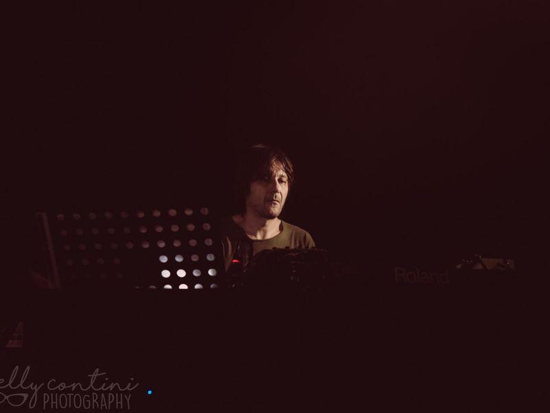 25 gennaio 2019 - Santeria Social Club - Milano - Riccardo Sinigallia in concerto