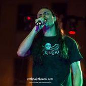 8 agosto 2015 - Rock in Gavi - Gavi Ligure (Al) - Roberto Tiranti in concerto