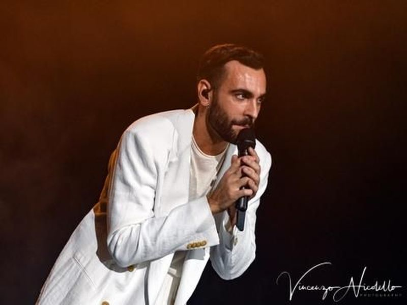 28 aprile 2019 - PalaAlpitour - Torino - Marco Mengoni in concerto