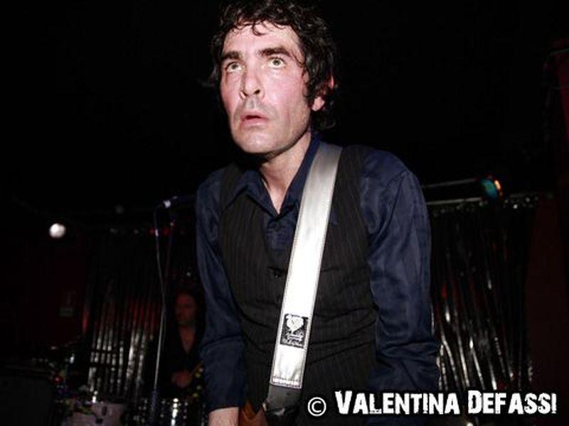 8 maggio 2012 - Spazio 211 - Torino - Jon Spencer Blues Explosion in concerto