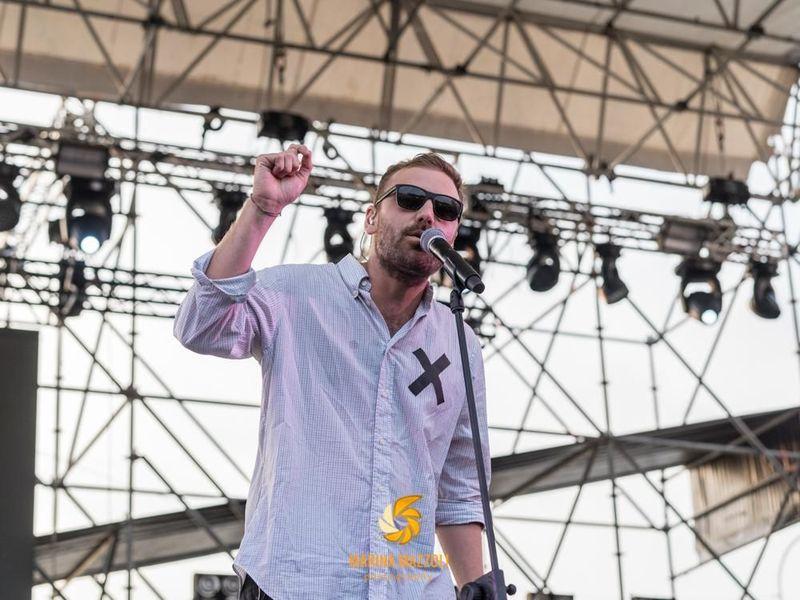 18 luglio 2019 - Goa Boa Festival - Porto Antico - Genova - Dutch Nazari in concerto