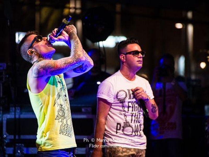 19 luglio 2013 - Porto Antico - Genova - Fedez in concerto
