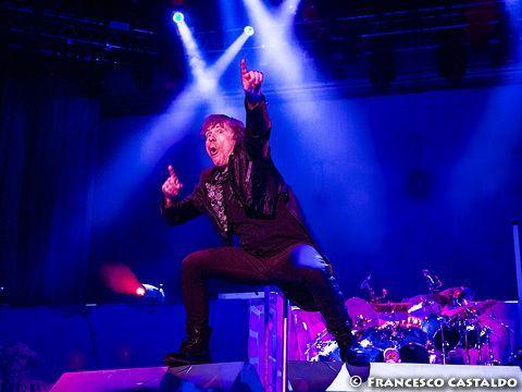 Concerti, Iron Maiden: tre date in Italia a luglio 2016 a Milano, Roma e Trieste