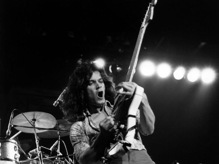 Eddie Van Halen parla al museo Smithsonian: il talk in streaming il 13 febbraio