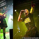 13 Gennaio 2012 - Live Club - Trezzo sull'Adda (Mi) - Real McKenzies in concerto