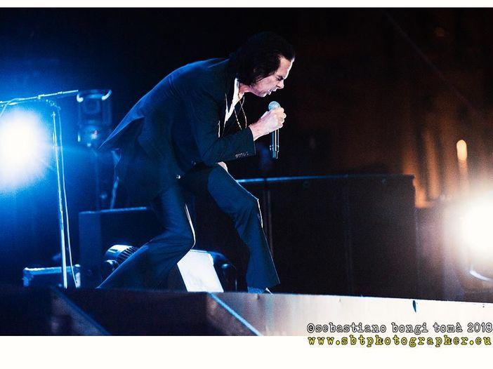 Nick Cave in concerto a Milano e a Roma a giugno