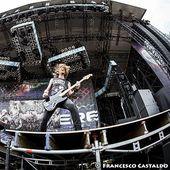 8 giugno 2013 - Sonisphere Festival - Arena Concerti - Rho (Mi) - Voodoo Six in concerto