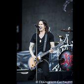 25 giugno 2014 - Arena Concerti - Rho (Mi) - Alter Bridge in concerto