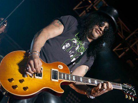 """Slash: """"Nessuna possibilità di reunion dei Guns N' Roses"""""""